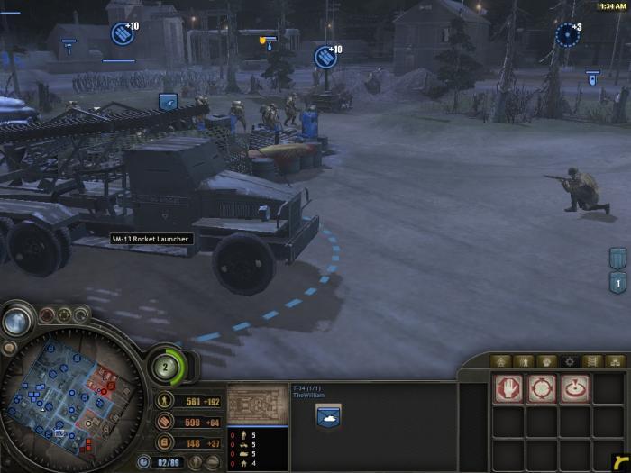 Скачать Company Of Heroes: Eastern Front (2010) PC Addon бесплатно торрент.